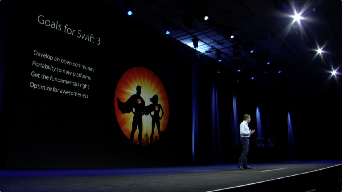 """What's New In Swift"" WWDC Session Highlights"