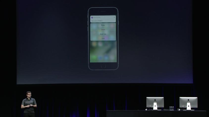 iOS 10 UNUserNotificationCenterDelegate