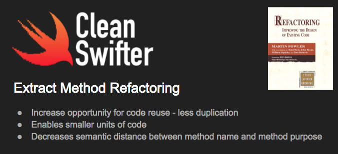VIDEO: Extract Method Refactoring
