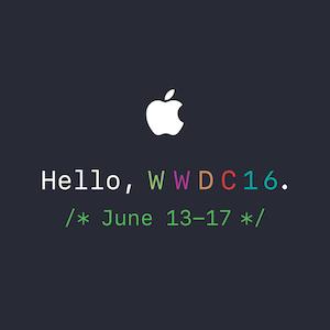 WWDC 2016 Wish List